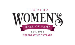 Florida Women's Hall of Fame - 35 years!